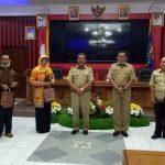 Lima Pejabat Purna Tugas, Bupati Berpesan Jangan Lupakan Sanggau
