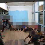 Belasan Penjudi di Pulau Tayan Digrebek Resmob Polda Kalbar