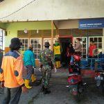 Penyemprotan Disinfectant dilakukan di Kota SANGGAU – Dinas Kesehatan