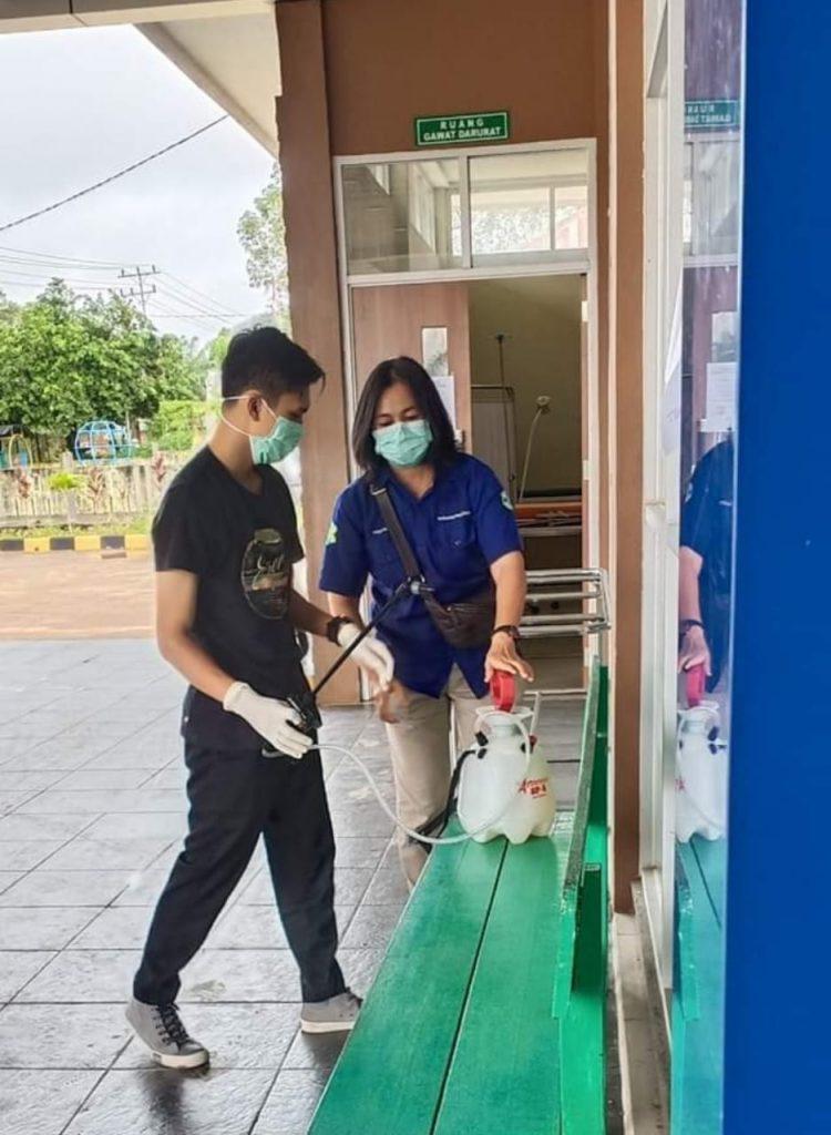 Puskesmas Pusat Damai Siap Melawan COVID-19 – Dinas Kesehatan