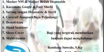 RSUD M.TH.DJAMAN KABUPATEN SANGGAU MEMBUTUHKAN BANTUAN