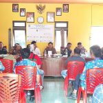 Rakor Pelaksanaan Penyelenggaraan Pemerintahan Desa, Desa Pengadang Kec. Sekayam