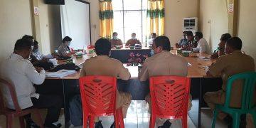 Rapat Persiapan Launching Desa Bersih Narkoba ( Desa Bersinar)