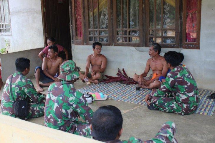 Warga Dusun Bukong dukung keberadaan TMMD
