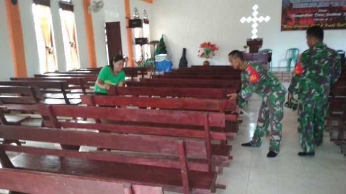 TMMD Dipusatkan di Sanggau, Dandim 1201/MPW Letkol Inf Mahmuddin Abdillah Miliki Banyak Manfaat