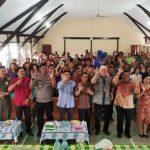 Tutup Retret Rohani di Paroki Kuala Dua, Ini yang Disampaikan Bupati Sanggau