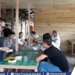 Merebak Isu Corona, Imigrasi Kelas II TPI Entikong Mencatat Ada Penurunan Perlintasan Orang