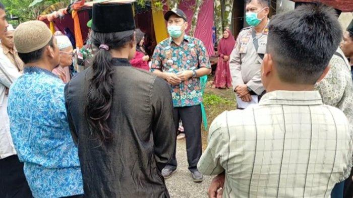 Resepsi Pernikahan di Beduai Sanggau Dibubarkan, Pemilik Hajatan Minta Waktu Satu Jam pada Polisi