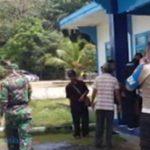 VIDEO: Penyemprotan Cairan Disinfektan Terhadap Kendaraan Umum di Sanggau