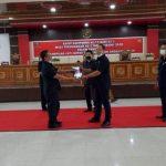 Bupati Sanggau Sampaikan LKPJ Tahun Anggaran 2019