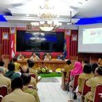 Paolus Hadi Pimpin Rapat Pemantapan Hari Jadi Kota Sanggau ke-404