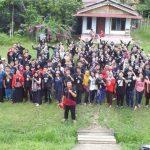 Himmat IKIP PGRI Pontianak Gelar Gesma di Meliau Sanggau