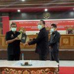 DPRD Sanggau Sampaikan Sejumlah Rekomendasi Atas LKPJ Bupati Sanggau Tahun Anggaran 2019