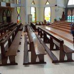 Polres Sanggau dan Polsek Jajaran Sampaikan Imbauan Terkait Pencegahan Penyebaran Covid-19