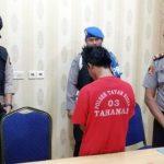 Polsek Tayan Hilir Tangkap Tersangka Tindak Pidana Pencurian, Berikut Barang Buktinya