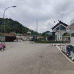Update Suasana Terkini di PLBN Entikong, Andhika: Saat Ini Sepi, Petugas TetapBerjaga