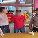 BREAKING NEWS : Seorang Bapak Diduga Cabuli Anak Sendiri Diamankan Polisi di Sanggau