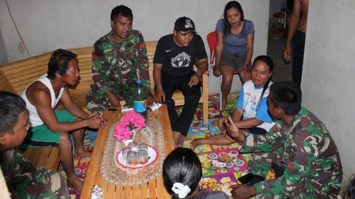 Pererat Silaturahmi, Satgas TMMD Kodim Sanggau Rutin Gelar Komsos