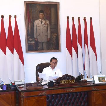 Presiden: Jaga Bahan Pokok Tetap Tersedia dan Terjangkau oleh Masyarakat