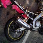 Lakalantas Motor vs Ambulan di Sei Mawang Sanggau, Renggut Nyawa Suami Istri