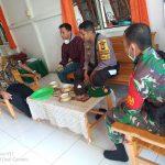 Polsek Meliau Koordinasi Dengan Pengurus Gereja Gappin Dalam Rangka Mendukung Pelaksanaan Operasi Aman Nusa II