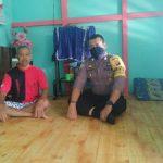 Brigpol Gusti Harbani Amri Melaksanakan Kegiatan DDS ke Rumah Warga Binaan