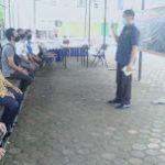 Satlantas Polres Sanggau Gelar Pelatihan Program Keselamatan