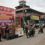 Perkumpulan Bhakti Sentosa Sanggau Bersama Pemkab, Polres dan Kodim 1204 / Sanggau Salurkan 1.600 Paket Sembako