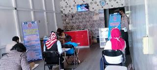 Pengajuan Pembuatan dan Perpanjangan SIM di Polres Sanggau Harus dilakuakn Tes Psikologi