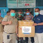 PT ICA dan PT ANTAM Serahkan Bantuan APD untuk Dua Puskesmas di Tayan