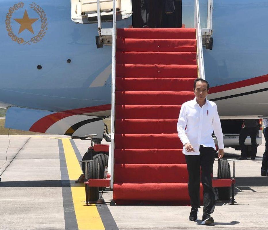 Presiden Jokowi Akan Tinjau RS Darurat di Pulau Galang – Covid19.go.id