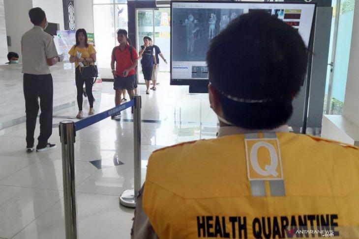 Tujuh petugas medis Sanggau reaktif COVID-19