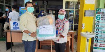 RSUD M.Th.Djaman Sanggau Menerima Donasi