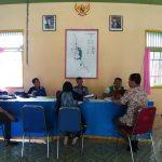 Sosialisasi Kegiatan Desa Fokus Tahun 2020 di Desa Semanggis Raya Kec. Mukok