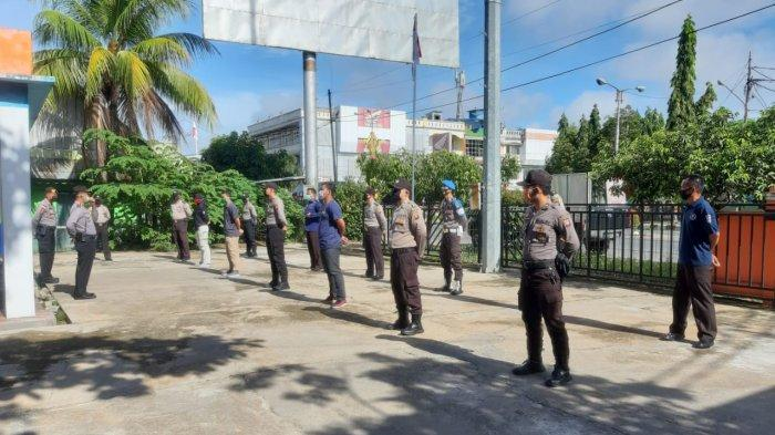 Gelar Operasi Ketupat dan Aman Nusa II, Ini Imbauan Polres Sanggau