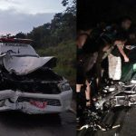 Kronologi Kecelakaan Maut Motor vs Ambulan di Sei Mawang Sanggau, Renggut Nyawa Suami Istri