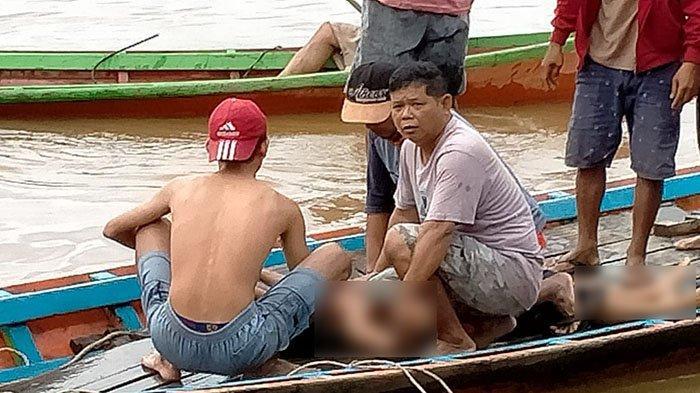 BREAKING NEWS - Terikat Tali Saat Menebar Jala, Remaja 15 Tahun di Meliau Sanggau Tewas Tenggelam