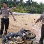 BREAKING NEWS - Anggota Polsek Tayan Hilir Meninggal Dunia Akibat Kecelakaan di Sanggau Kalbar