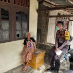 Sampaikan Pesan Kamtibmas Brigpol Billy Deskara Himbau Melalui Sambang
