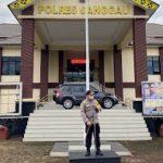 Kapolres Sanggau Pimpin Apel Kesiapan Pengamanan dan Patroli Antisipasi Gangguan Kamtibmas Malam Takbiran
