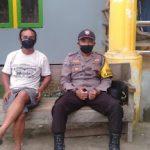 Aipda Anang Suwantoro Laksanakan Kegiatan Patroli di Desa Binaan
