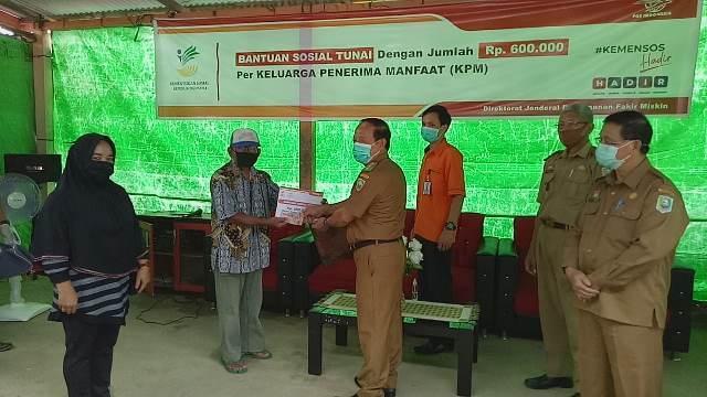 16.443 KPM Kuota BST Kabupaten Sanggau -