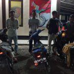Balap Liar, Empat Remaja di Razia Polsek Tayan Hilir