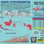 Infografis COVID-19 (11 Mei 2020)