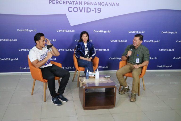 Cerita dan Peran Public Figure Perangi COVID-19 - Berita Terkini
