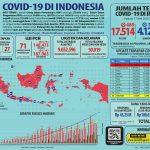 Infografis COVID-19 (17 Mei 2020)