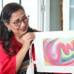 Seni dan Ekspresi Maria Taklukan Corona - Berita Terkini