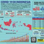 Infografis COVID-19 (18 Mei 2020)
