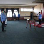 Wabup Sanggau Pimpin Pengambilan Sumpah dan Janji PNS di Lingkungan Pemkab Sanggau