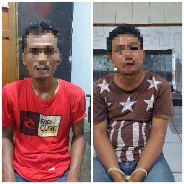 Lagi, Timsus Dit Narkoba Polda KalbarRingkus Dua Tersagka di Beting, Narkobanya Rencana Dibawa ke Sanggau